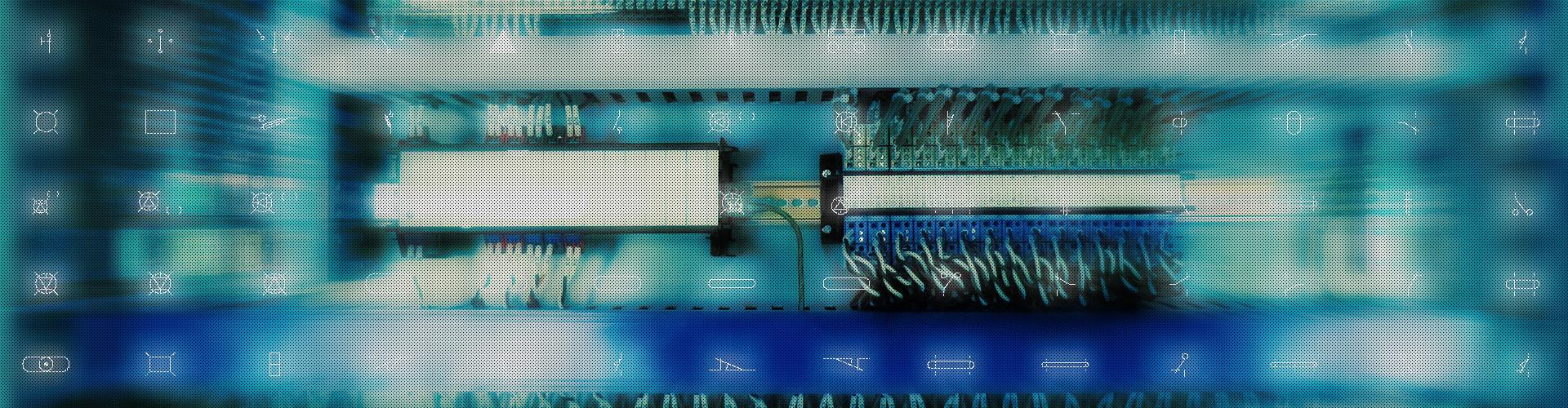 PLC、タッチパネル制御盤・計装盤・分電盤の設計、製作